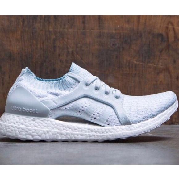 adidas schuhe parley ocean x frauen ultra auftrieb eisigen blau poshmark